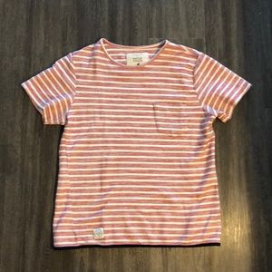 Urban outfitters woven t-shirt by Native Youth